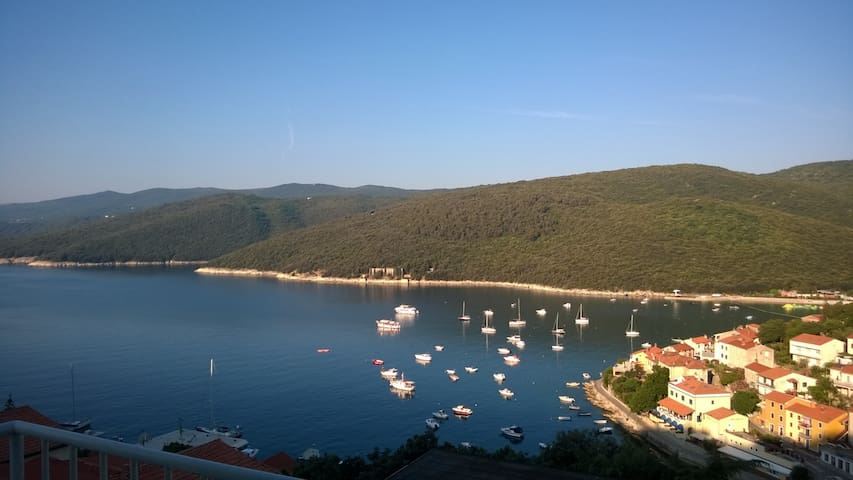 Cozy family home with a great view - Rabac