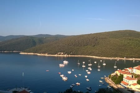Cozy family home with a great view - Rabac - Daire