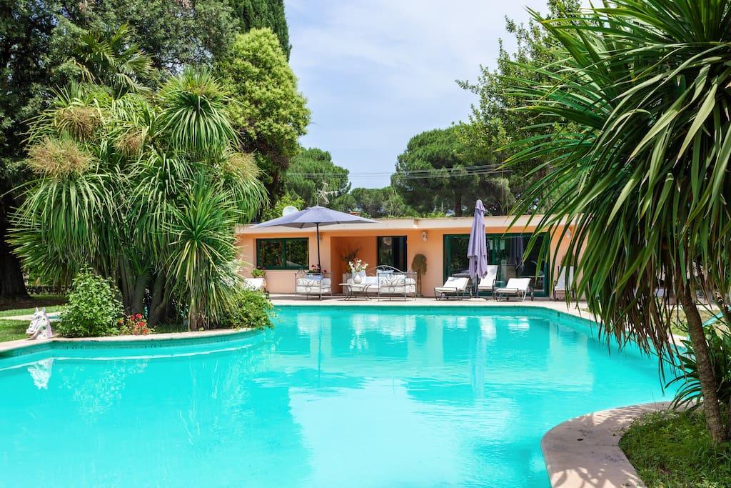 Casa vacanza appia antica bed breakfast in affitto a for Casa vacanza roma