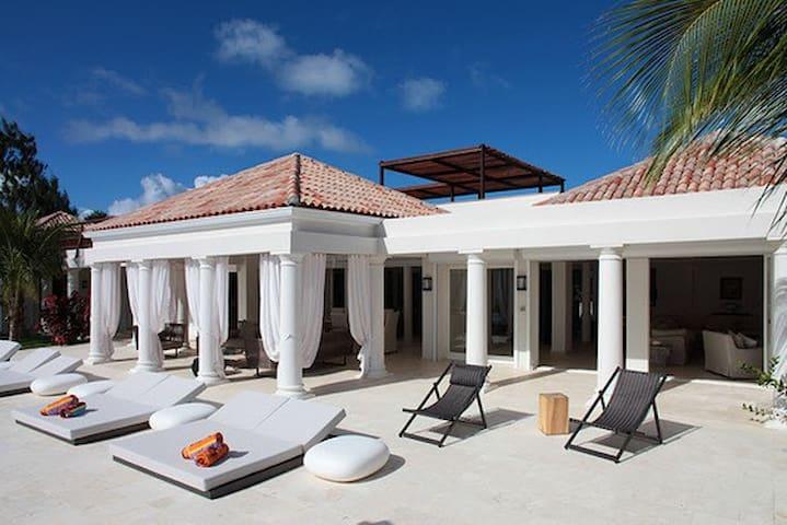 Agora - Luxurious Getaway - Collectivité de Saint Martin - Villa