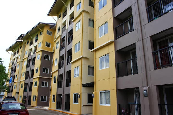 Baguio Condo Transient - CENTRAL APARTMENT 6th flr