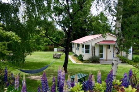 Twin Room with Private Bathroom - Lake Tekapo
