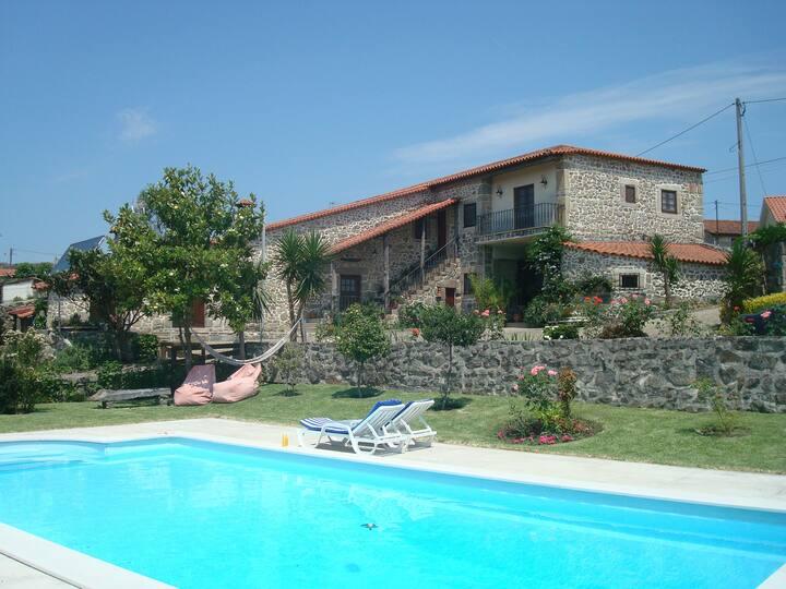 Casa de Sobrado (double bedroom)