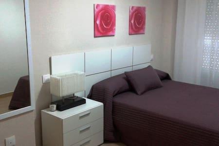 Apartamento El Bulevar - Fuensalida - 아파트