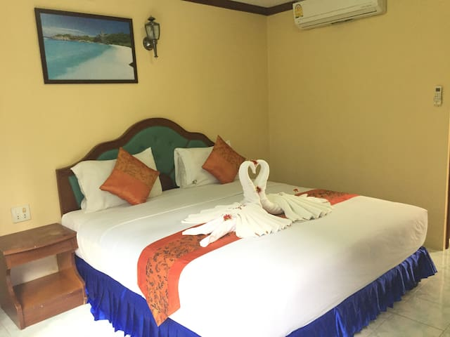 Aonang Village Resort Staandard double room