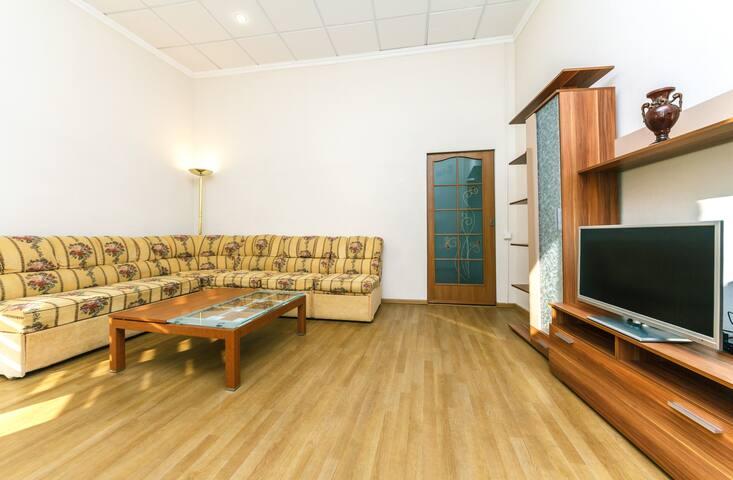 Cozy apartment near Zoloti Vorota