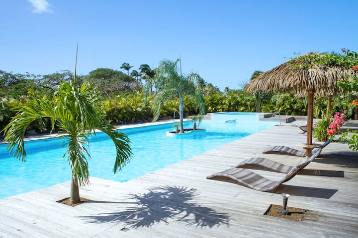 For 2 Pers in CARAIBES ROYAL **** - Deshaies - Condominio