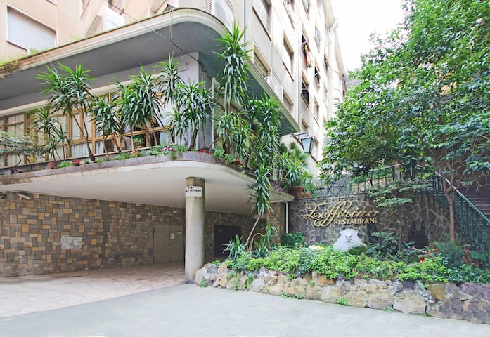 Appartamento centrale -XX Settembre - Genua - Lägenhet