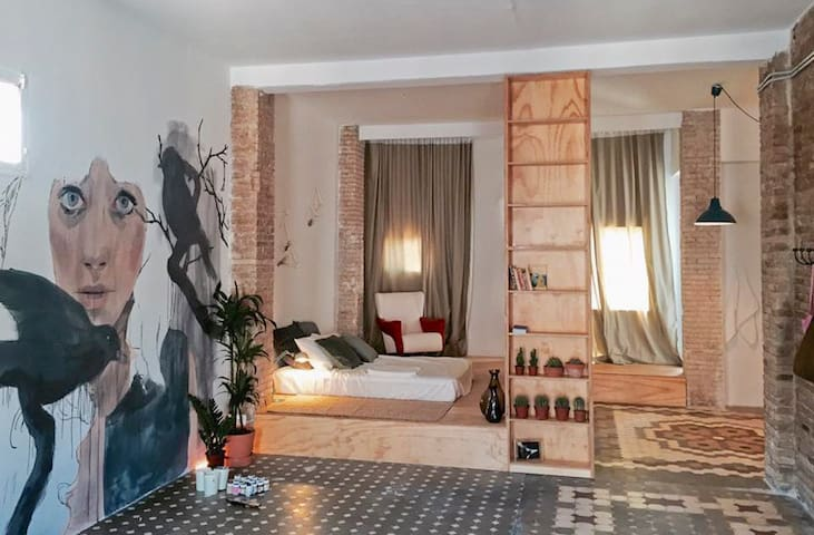 Lovely apartment in Ruzafa - València - Leilighet