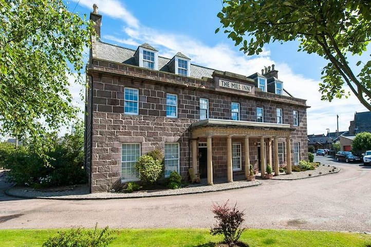 The Mill Inn Apartments - Stonehaven - Leilighet