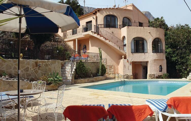 Mediteranian villa with pool - Calp - House