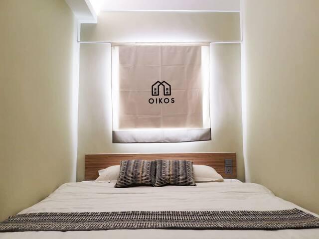 OIKOS @ IMAGO - Deluxe En-suite King Room [2 PAX]
