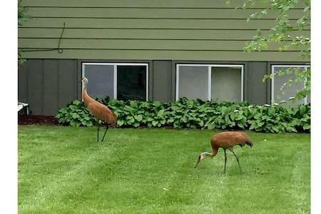 Crane Haven Arboretum Duplex Family & Business