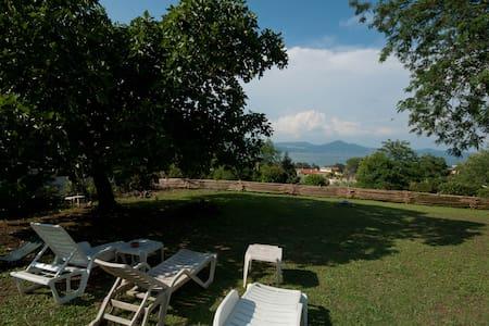 Villa w/private pool+garden+view - Bracciano - Villa