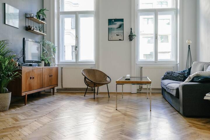 Your Creative Viennese Home - Wien - Wohnung