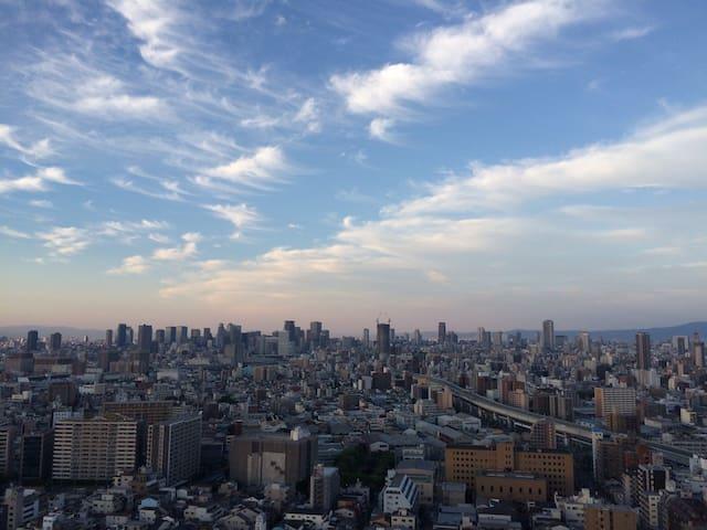 駅から徒歩一分 タワーマンション - Osaka Minato-ku - Квартира