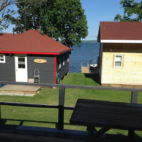 Cottage for rent on Rice Lake, ON