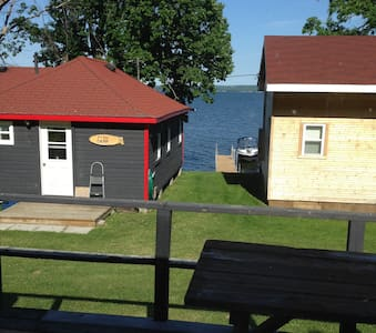 Cottage for rent on Rice Lake, ON - Keene