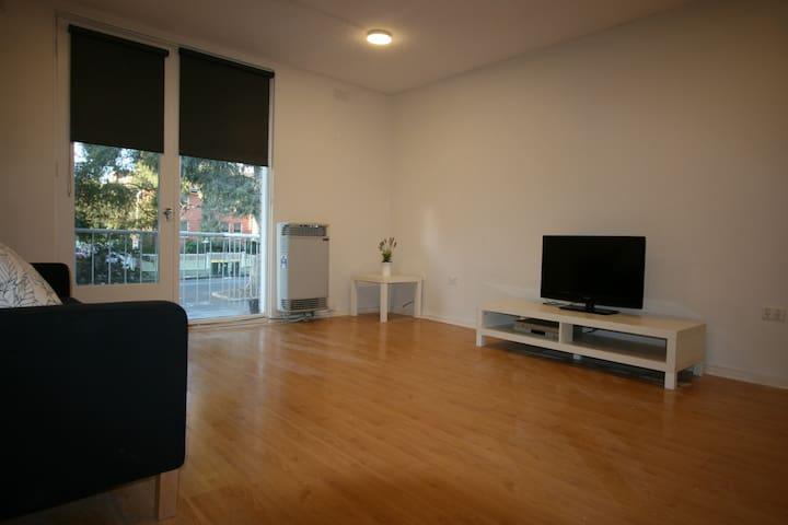 2 Bedroom apartment North Melbourne - North Melbourne - Huoneisto