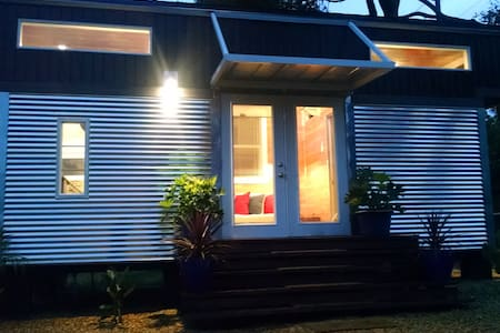 New Ultra Modern Tiny House.