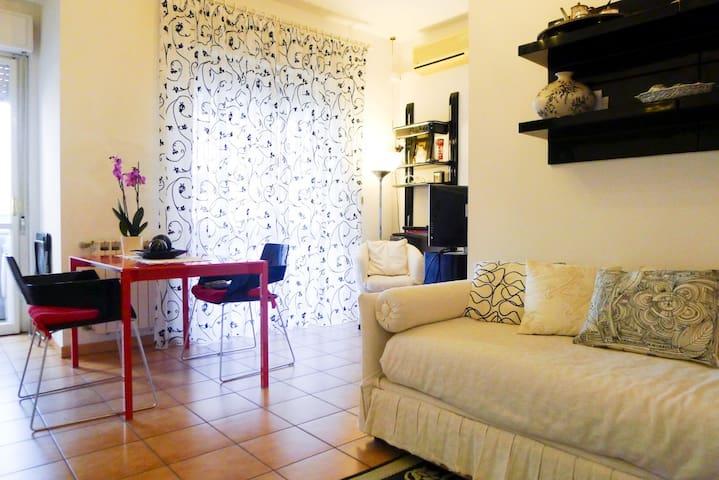 Splendido appartamento 3/4 posti a 50mt dal mare - Francavilla al mare - Lägenhet