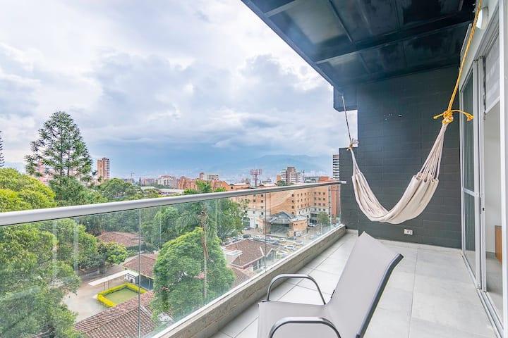 INCREDIBLE Apartment near LLERAS PARK
