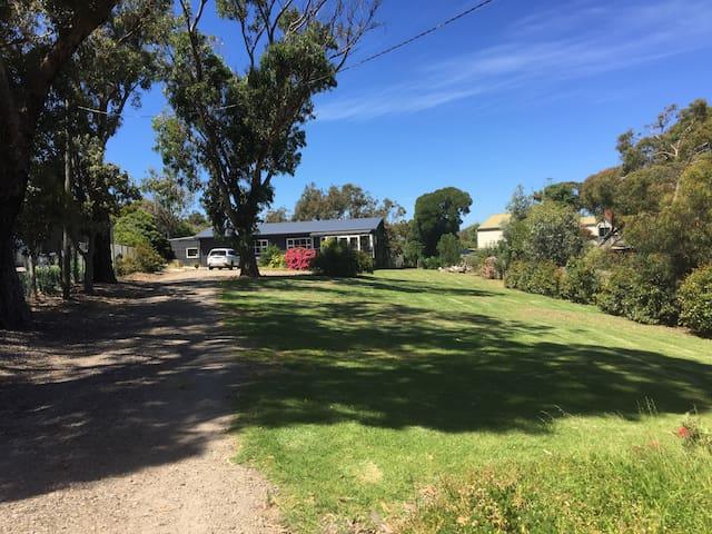 Double Creek Road Beach House, Flinders - Flinders - Talo