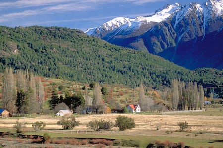 880 acre ranch in Patagonia, Arg