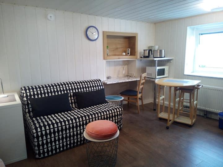 1-Zimmer-Appartment in Bissingen
