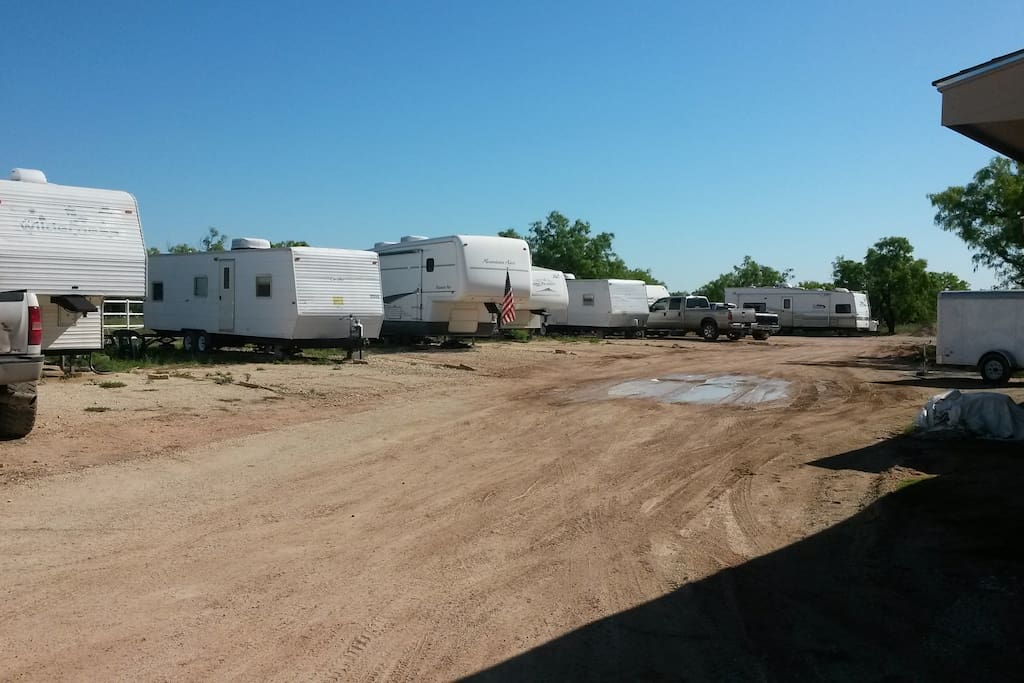 Some of the rv spaces