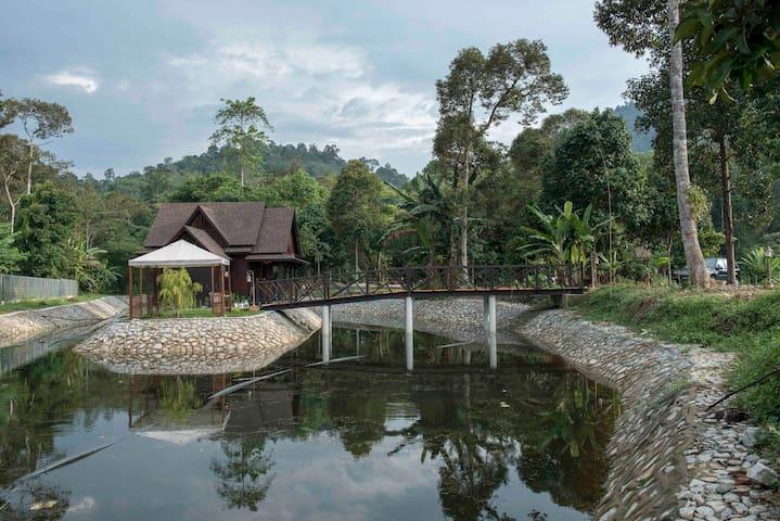 D'Pondok within D'Bayou - Hulu Langat - Chalet