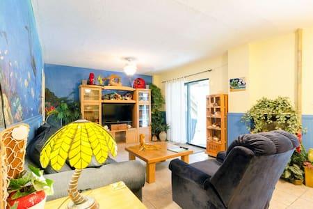 Tropical Garden Suite - Palm Harbor - Lägenhet