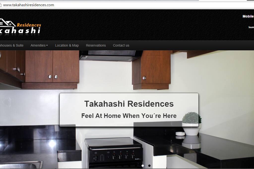 New, modern kitchen.