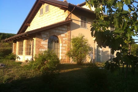 CASCINA S. ANNA-Villa+swimming pool - Guazzolo
