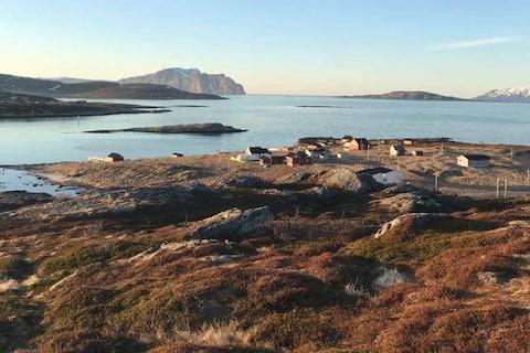 Vannøya i Karlsøy kommune