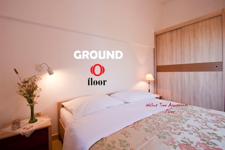 Poreč Walnut Tree - Ground Floor
