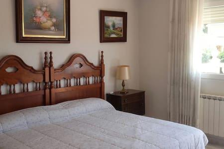 Habitaciones familiares  tranquilas y apacibles - Meco - Casa