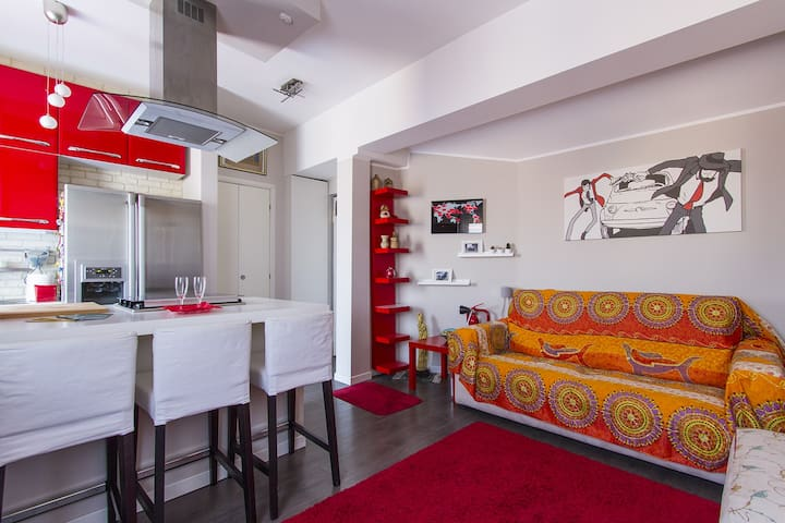 Luxury B&B- Bilocale Suite - Milano - Apartment