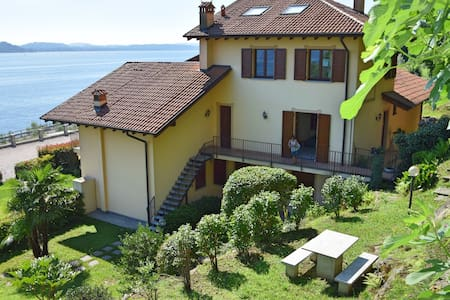 Wonderful apartment with a breath-taking view. - Stresa