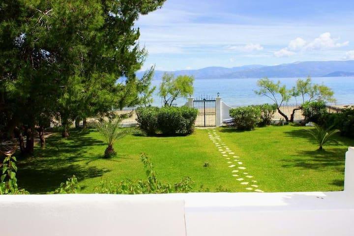 Casa Margarita Corfu Beach House