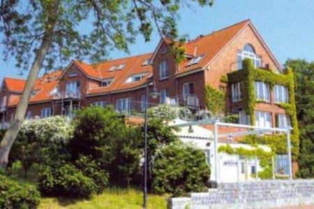 Strandnahe Wohnung mit Haffblick - Rerik