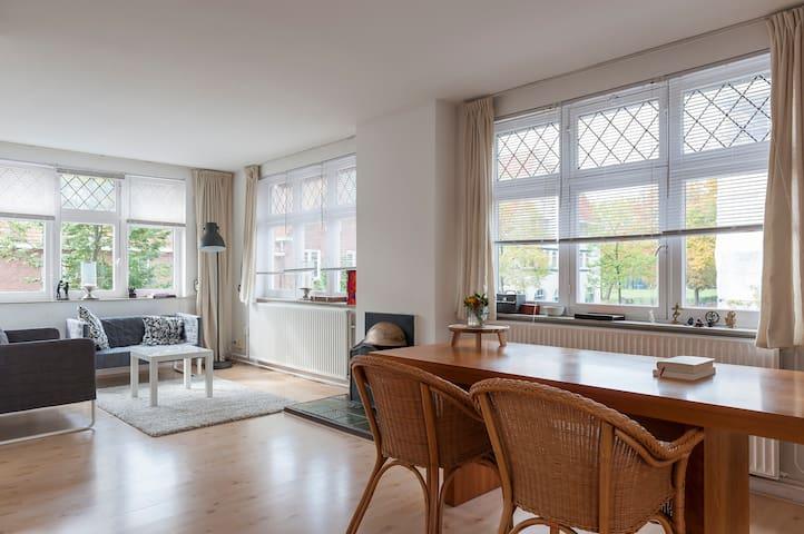 HUGE 200m2 apartment*MAX 7 prs*85m2 terras*