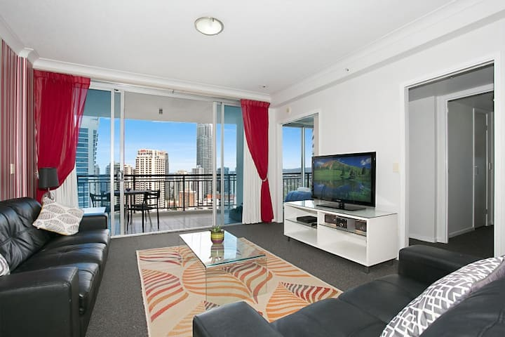 BnB in the Sky - Surfers Paradise - Appartement