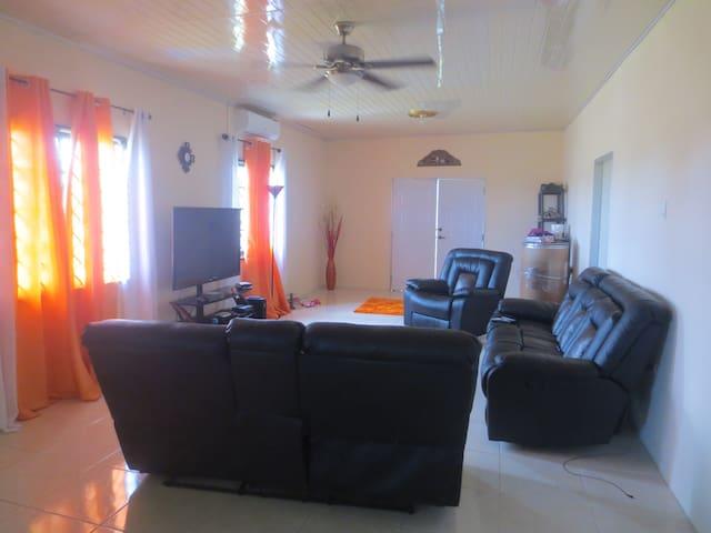 Newer Home in Central Trinidad - Warren