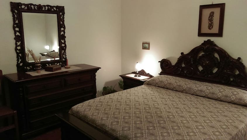 Classic Room - Beach 350m - Wifi - Balcony - Gaeta - Byt