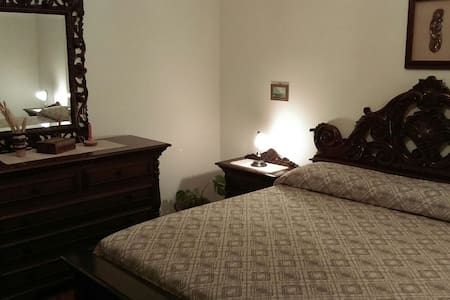 Classic Double Room - Balcony - Beach 400m - wifi - Gaeta - Apartemen