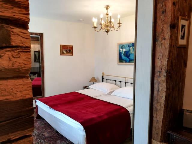 Vinoteegi Residents, Deluxe Room, Garden & Privacy Bedroom