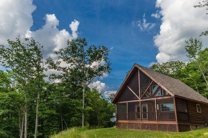 Pembroke Cabin @shenandoahwoods