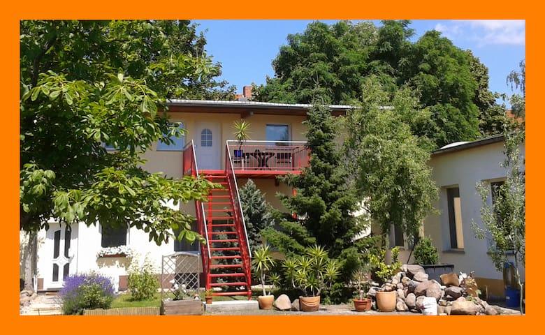 Ruhige Ferienwohnung in zentraler Lage - Halle (Saale) - Apartamento