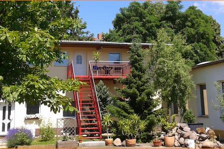 Ruhige Ferienwohnung in zentraler Lage - Halle (Saale) - Apartment